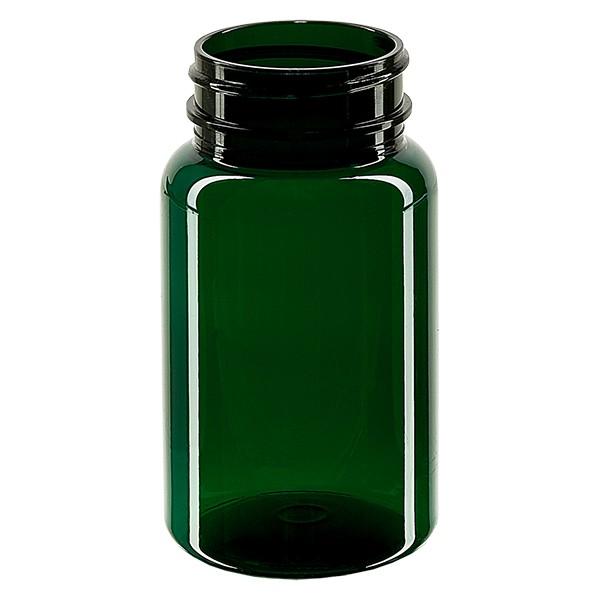 Pot Petpacker vert 100 ml, goulot 38 mm sans couvercle