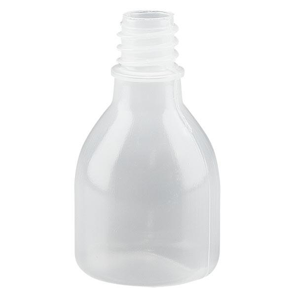 Flacon 20 ml à col étroit, sans bouchon