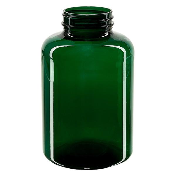 Pot Petpacker vert 500 ml, goulot 45 mm sans couvercle