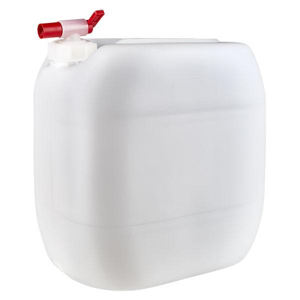 Jerrican de 30 litres avec robinet