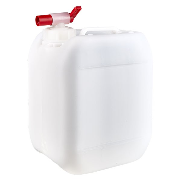 Jerrican de 5 litres avec robinet