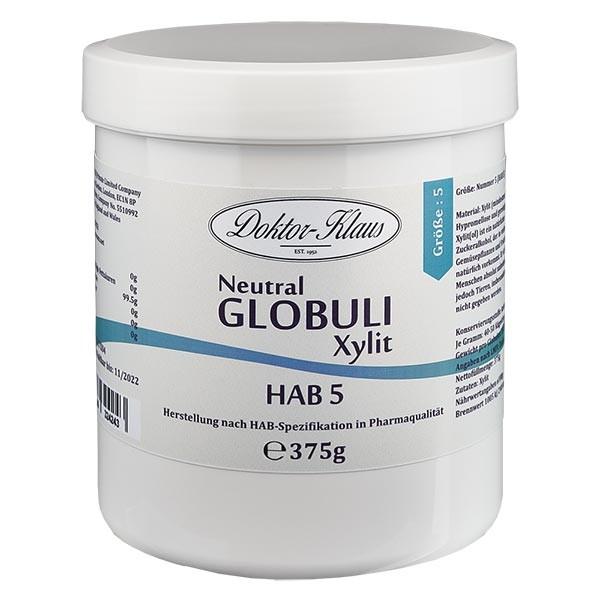 375g globules neutres HAB5 en xylite (sans sucre)