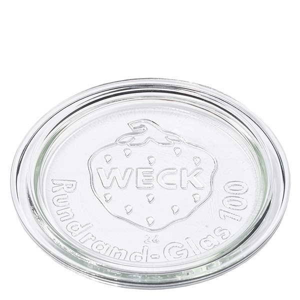 Couvercle de verre RR100 WECK