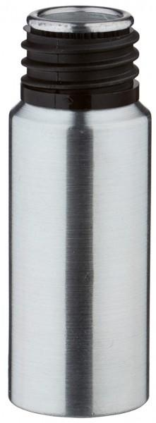20ml Aluminium-Flasche geschliffen ohne Verschluss