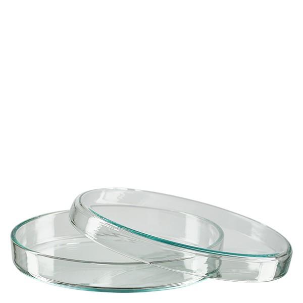 Boîte de Petri en verre 90x15 mm