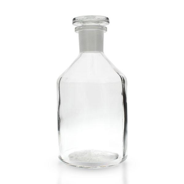 500ml Steilbrustflasche inkl. Glasstopfen