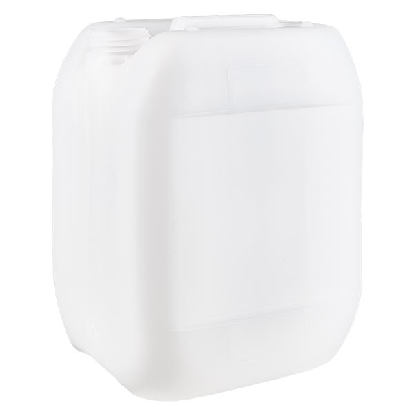 Jerrican de 10 litres sans bouchon