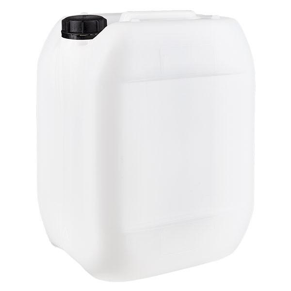 Jerrican de 10 litres avec bouchon à vis