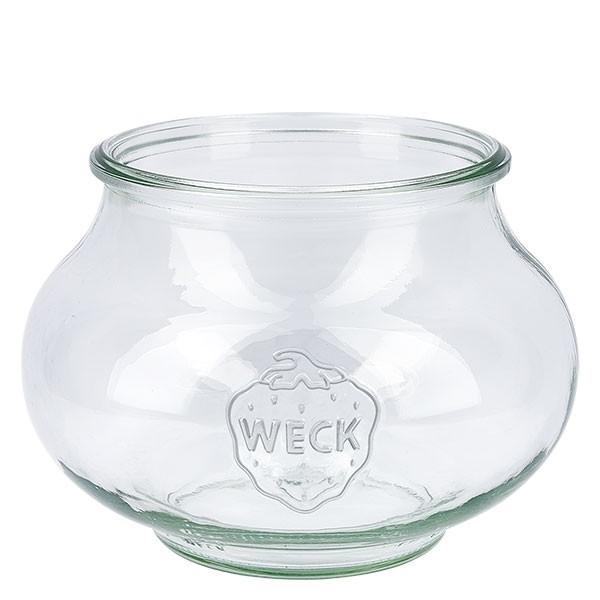 Bocal décoratif WECK 1062 ml, pot seul