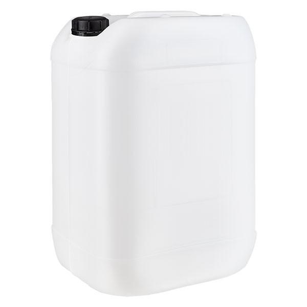 Jerrican de 25 litres avec bouchon à vis