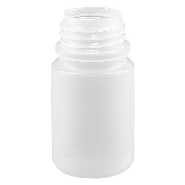 Flacon à col large 50 ml sans bouchon