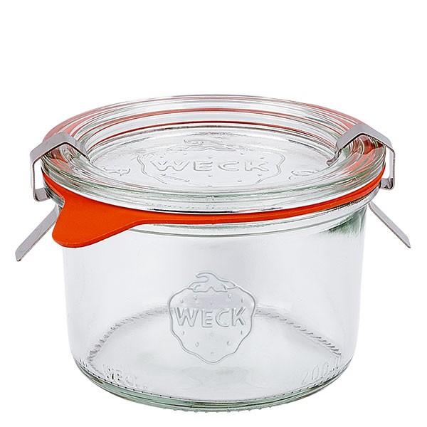 Bocal conique WECK 200 ml