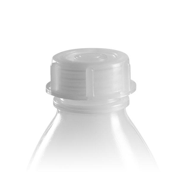 Schraubverschluss für 250ml und 500ml Enghalslaborflasche