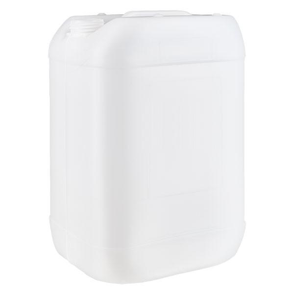 Jerrican de 25 litres sans bouchon