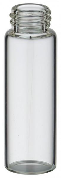 Mini flacon transparent de 5 ml