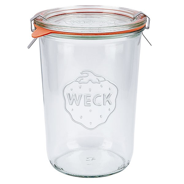 Bocal conique WECK 850 ml (3/4 litre)