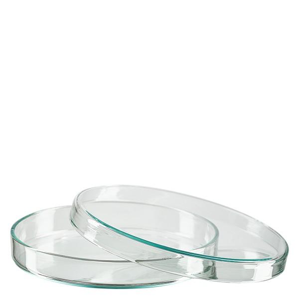 Boîte de Petri en verre 100x10 mm