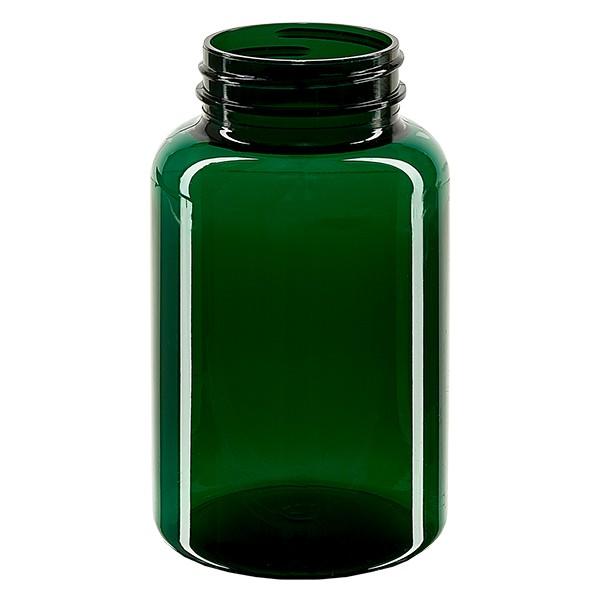 Pot Petpacker vert 250 ml, goulot 45 mm sans couvercle
