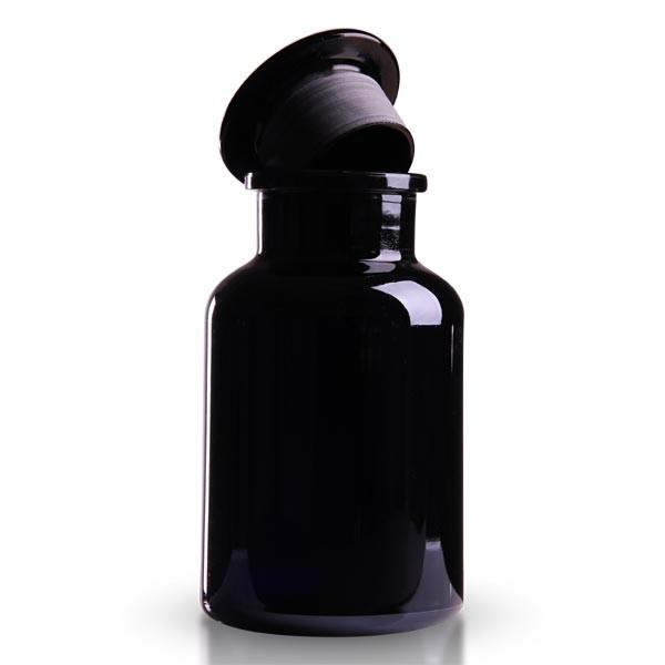1000 ml Apothekerflasche Violettglas