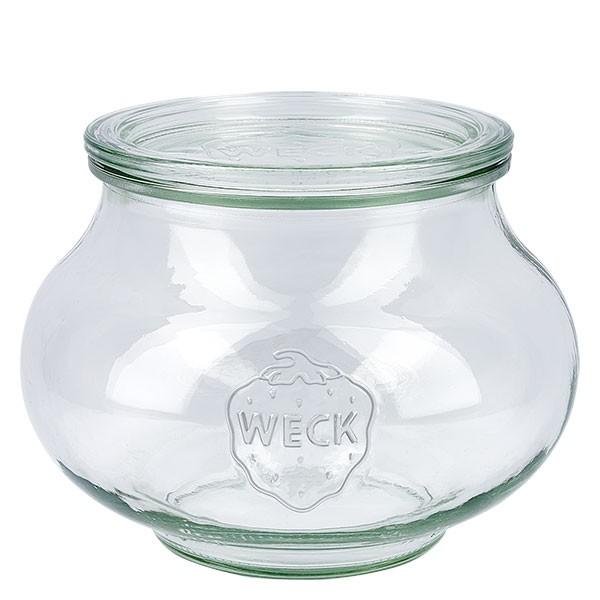 Bocal décoratif WECK 1062ml avec couvercle