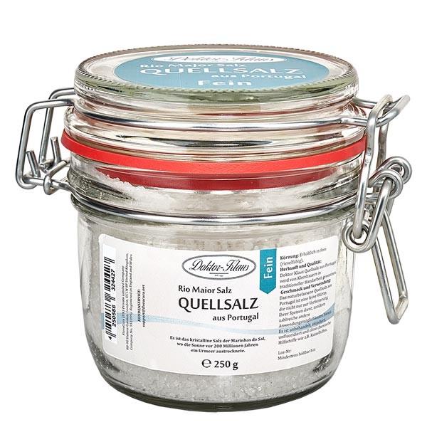 Sel de source 250 g (sel gourmet) du Portugal