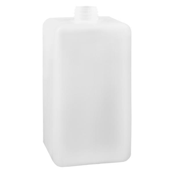 Flacon à produits chimiques 1500 ml à col étroit, PEHD couleur naturelle, GL 32
