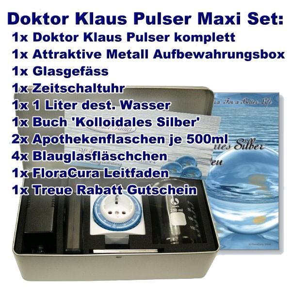 Doktor-Klaus Pulser Maxi Set