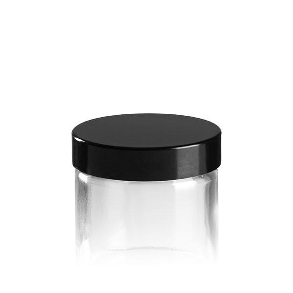 Schraubverschluss schwarz Bakelit 51mm/R3