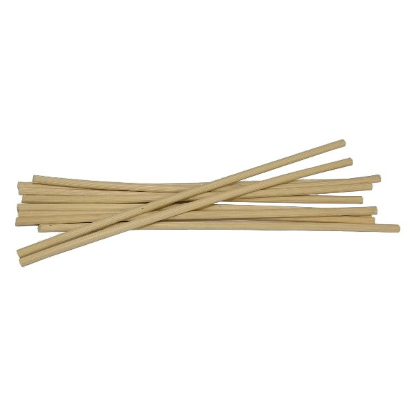 10 Aroma Sticks Natur hell Peddig 4mm, 30cm