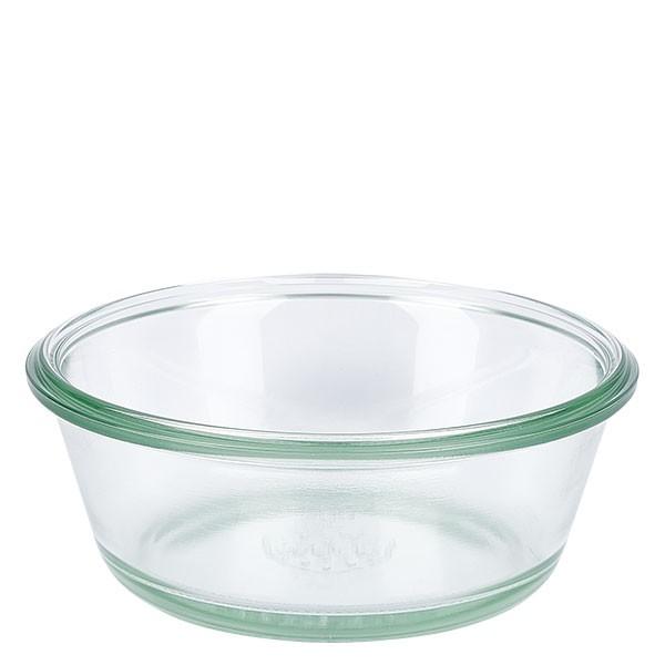 Mini bocal conique WECK 300 ml, taille de couvercle et anneau : RR120