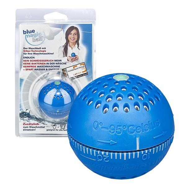 Blue magic ball - Balle de lavage avec de l'argent
