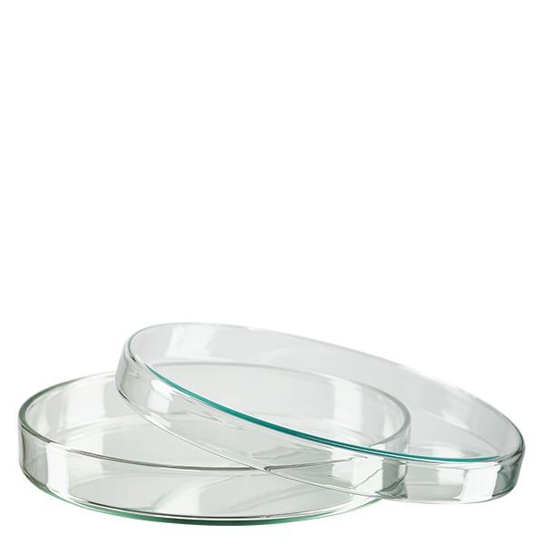 Boîte de Petri en verre 120x20 mm