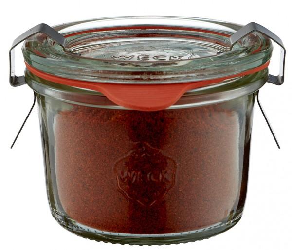 Gewürzglas Idee: WECK-Mini-Sturzglas 80ml