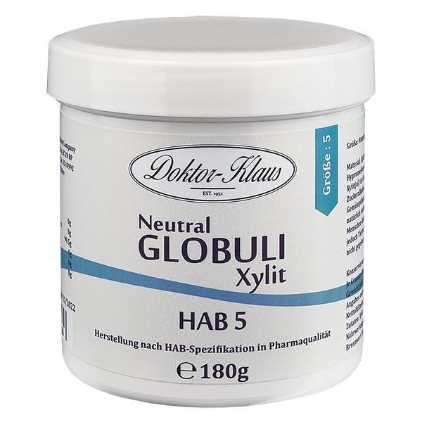 180g globules neutres HAB5 en xylite (sans sucre)
