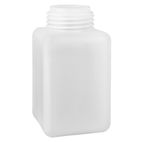 Flacon à produits chimiques 1000 ml à col large, PEHD couleur naturelle, GL 65