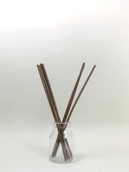 Aroma-Round 50ml   10 AromaSticks dunkel   Korken
