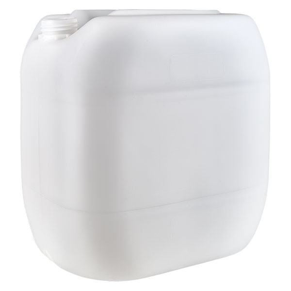 Jerrican de 30 litres sans bouchon