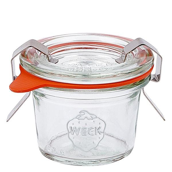 Mini bocal conique WECK 35 ml