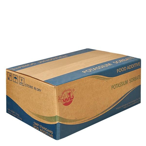 Sorbate de potassium 25 kg sac
