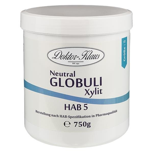 750g globules neutres HAB5 en xylite (sans sucre)