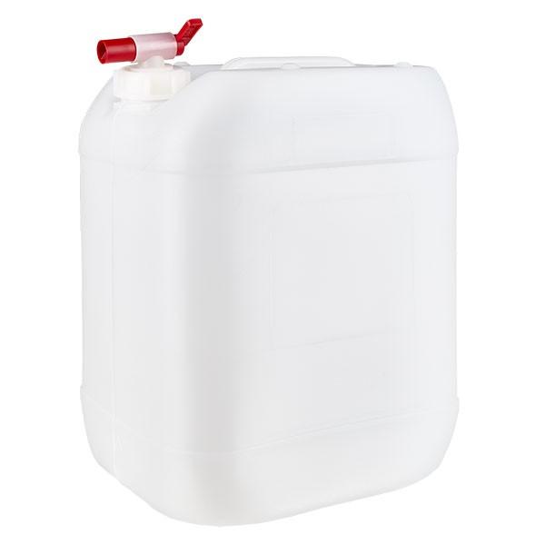 Jerrican de 20 litres avec robinet