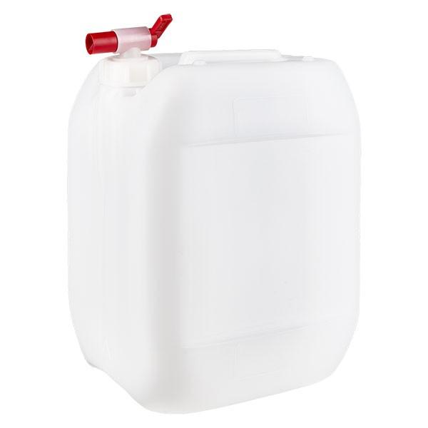 Jerrican de 10 litres avec robinet