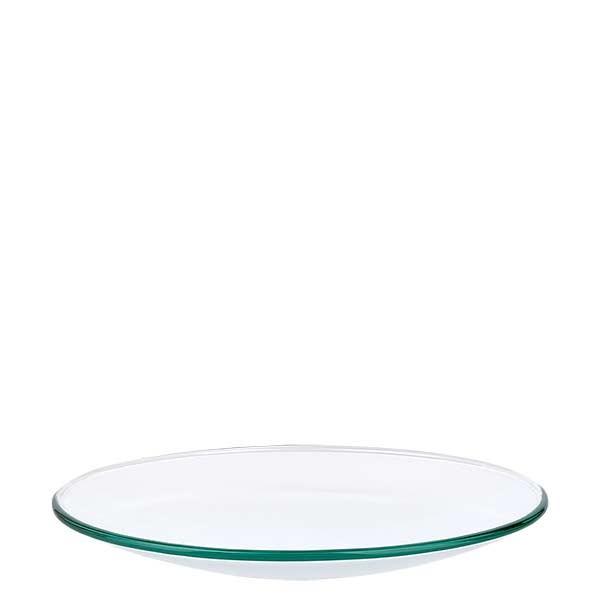 Verre de montre 110 mm - verre borosilicate 3.3 - bord fondu