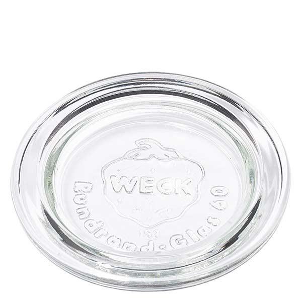 Couvercle de verre RR60 WECK