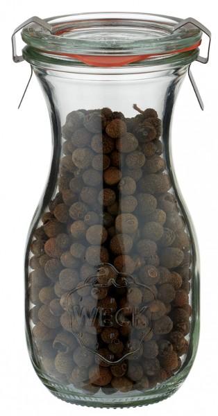 Gewürzglas Idee: WECK-Saftflasche 290ml