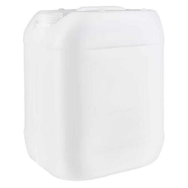 Jerrican de 20 litres sans bouchon
