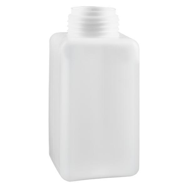 Flacon à produits chimiques 1500 ml à col large, PEHD couleur naturelle, GL 65