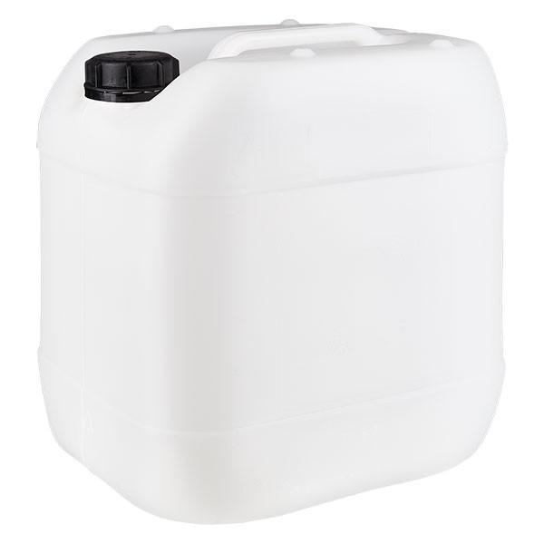 Jerrican de 15 litres avec bouchon à vis