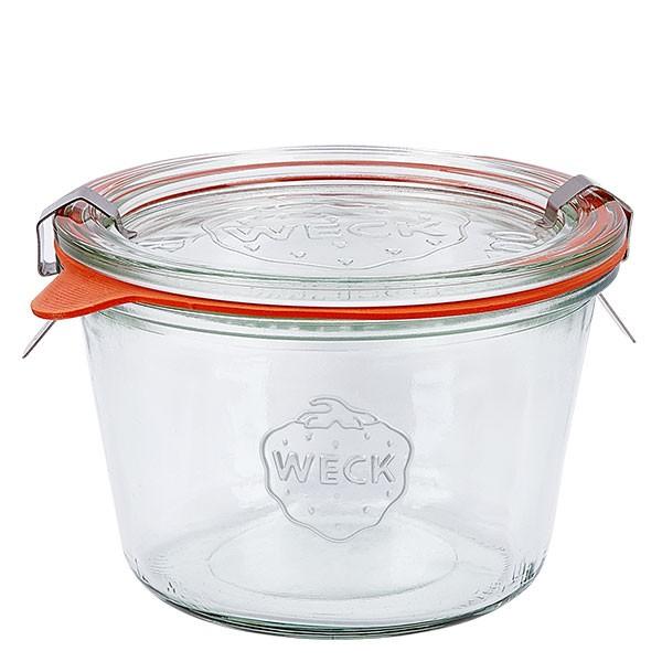 Bocal conique WECK 370 ml (1/4 litre)