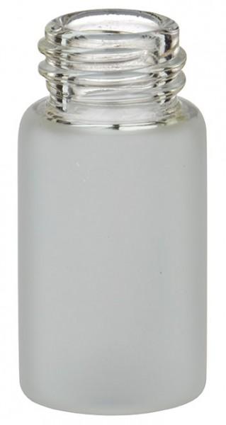 Mini flacon blanc laiteux de 3 ml